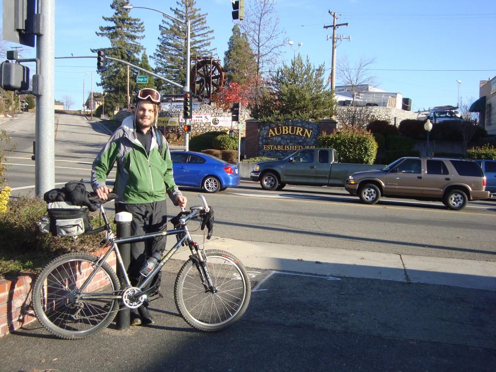 JB December 2009 ride